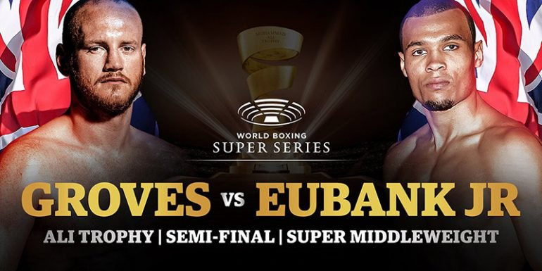 Eubank Vs Groves