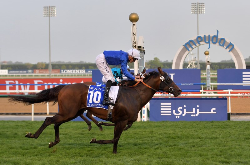 Charlie Appleby And Godolphin Racing Take Home Group 1