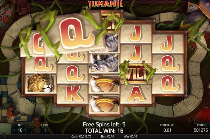 jumanji online casino