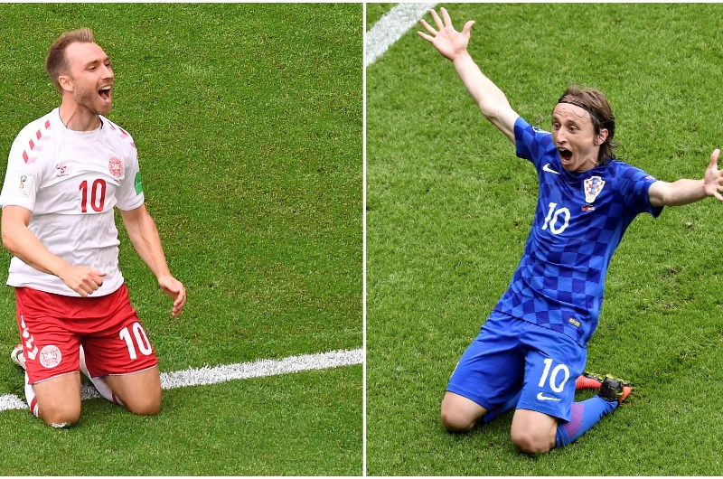Image result for croatia vs denmark