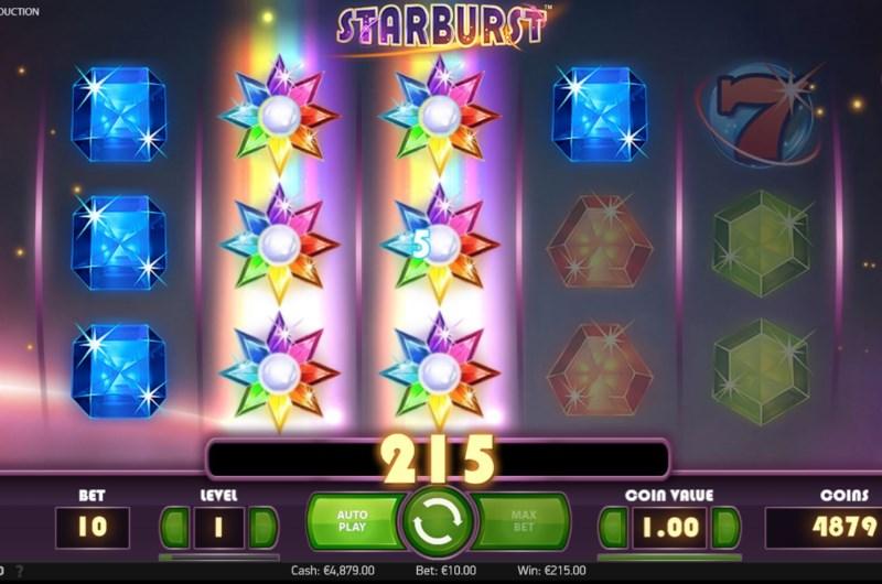 Starburst online slot free