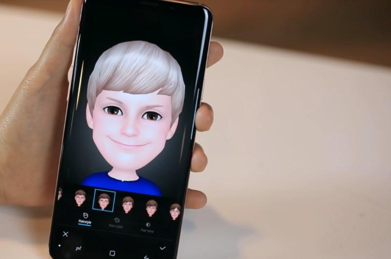 Samsung AR Emoji gives users even more customisation options