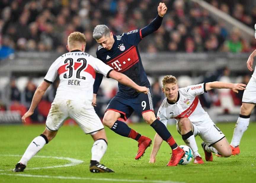 Stuttgart Vs Bayern