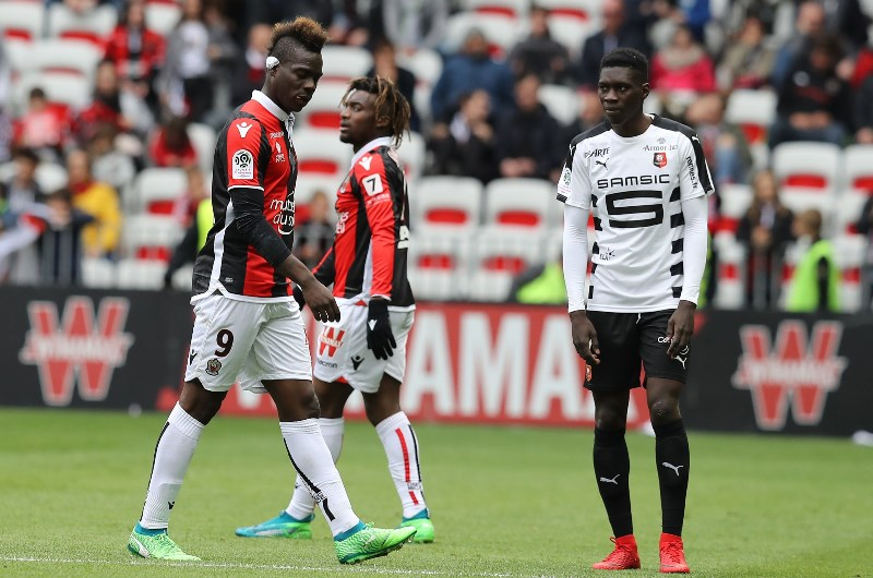 Nice Host Rennes In The French Ligue  With The Visitors Tipped To Do Well Afp Getty Images