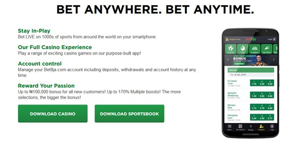 Bet9ja review - trusted review with promotion code for best