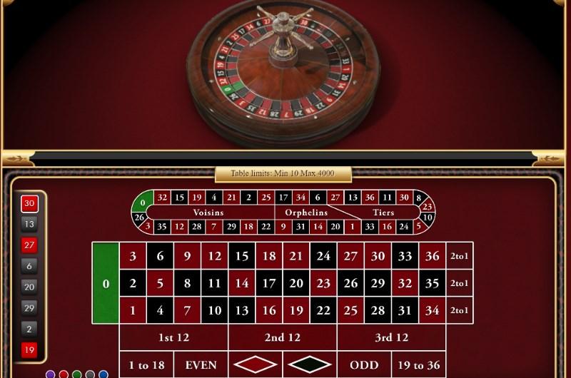 bästa casino