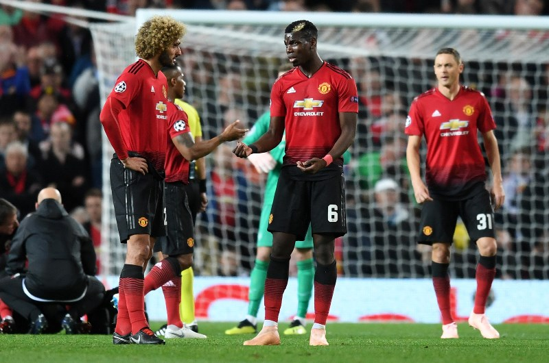 Image result for Manchester United – Juventus