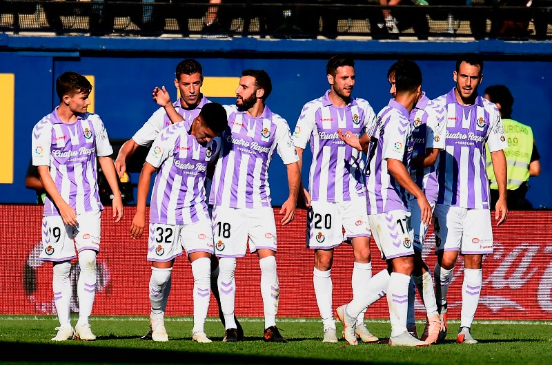 Image result for real valladolid 1-0 espanyol