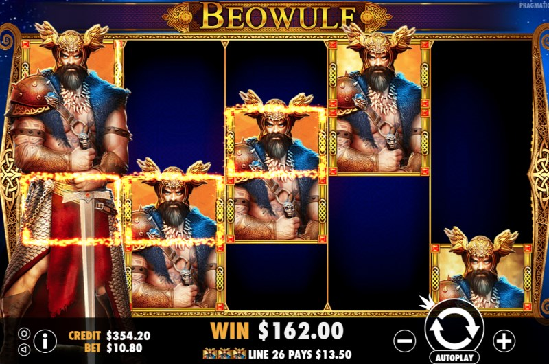 Beowulf Slots Pragmatic Play Free Spins and Review