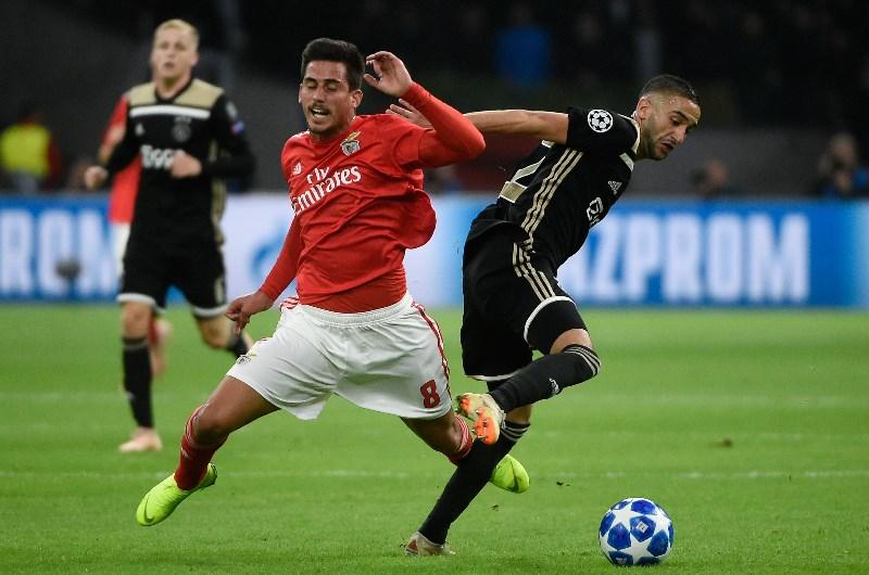 Benfica Ajax
