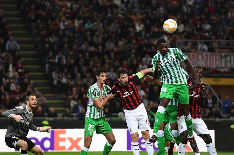 Image Result For Betis Vs Milan