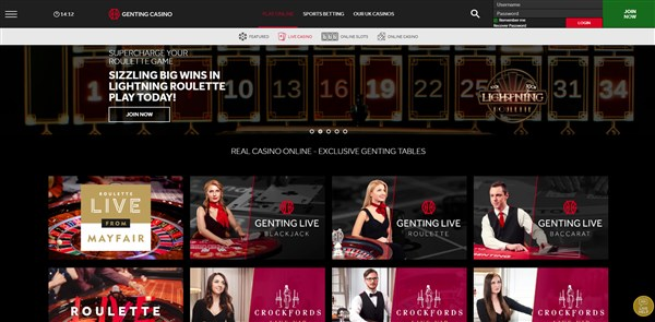 Genting Casino Roulette Review