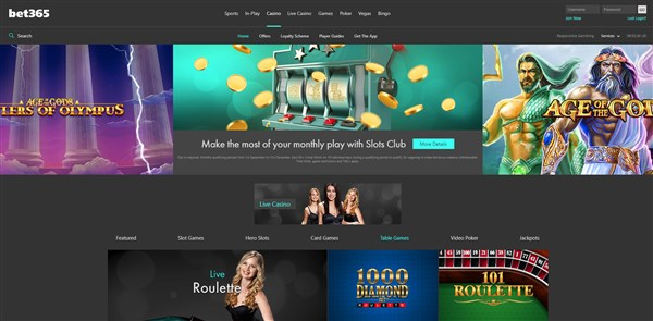 bet365 Casino Roulette Review, Free Spins & Bonus