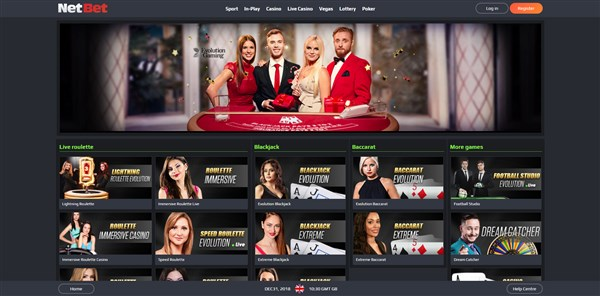 Netbet Casino Roulette Review