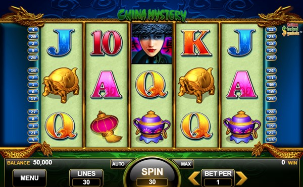 Hard Rock Online Casino new China Mystery Slots