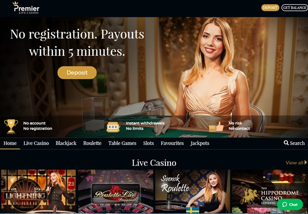 Premier Casino Review