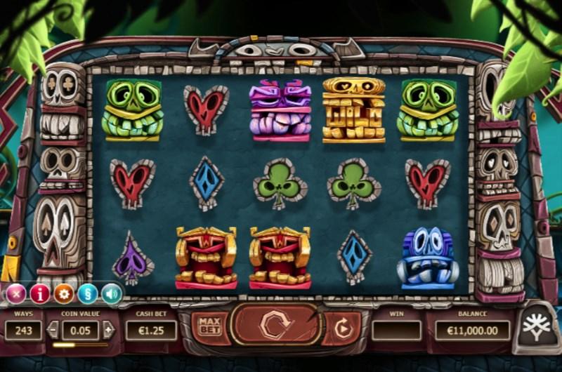 Big Blox Slots Symbols
