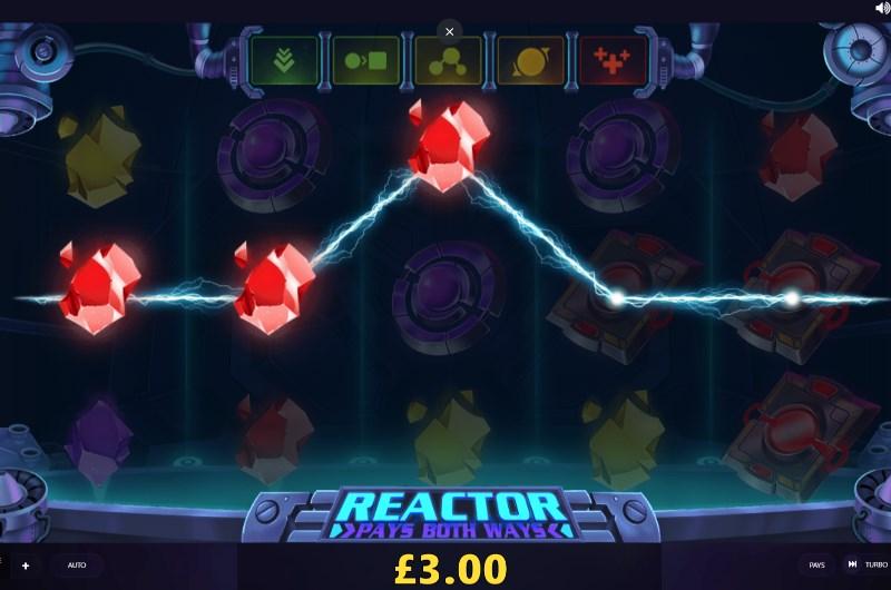 Reactor Slots Win