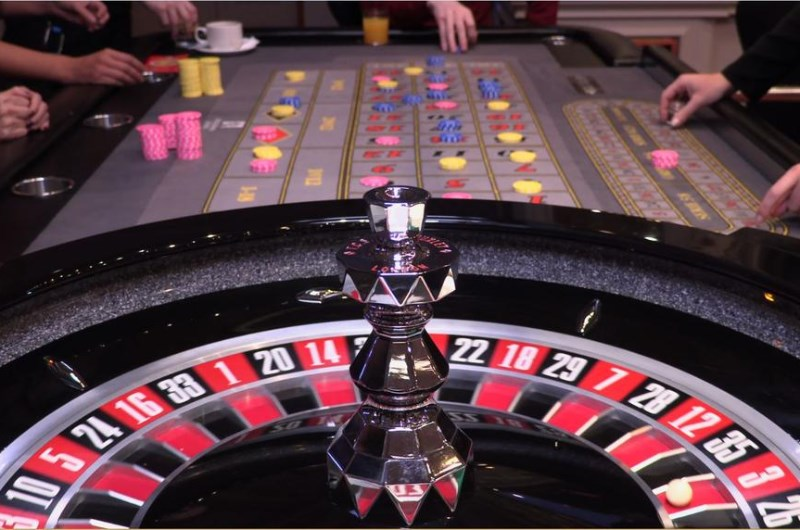 Dual Play Roulette