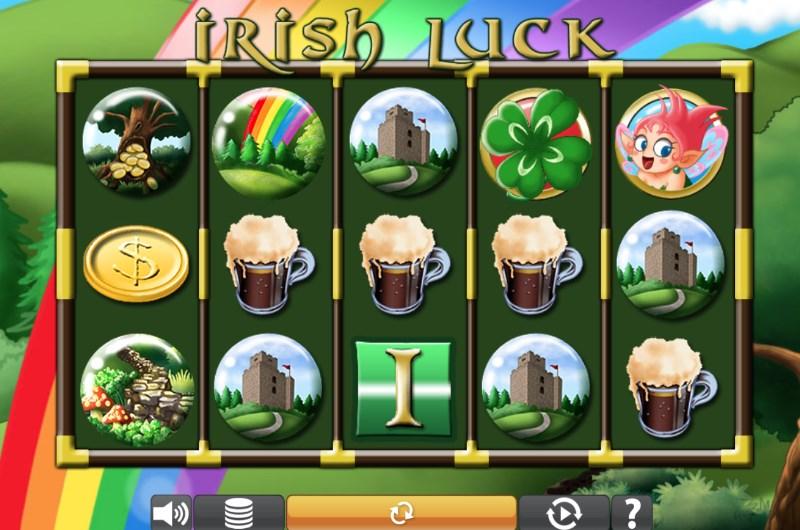 Irish Luck Slots Symbols