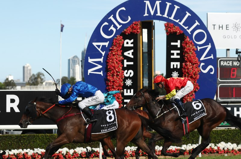 Magic Millions 2YO Classic.
