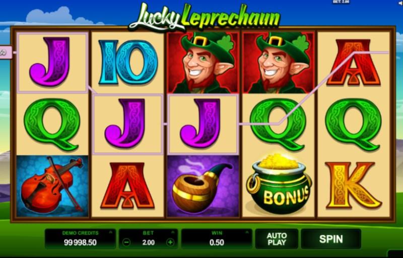 Lucky Leprechaun Slots