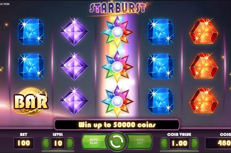 Starburst Wild Win