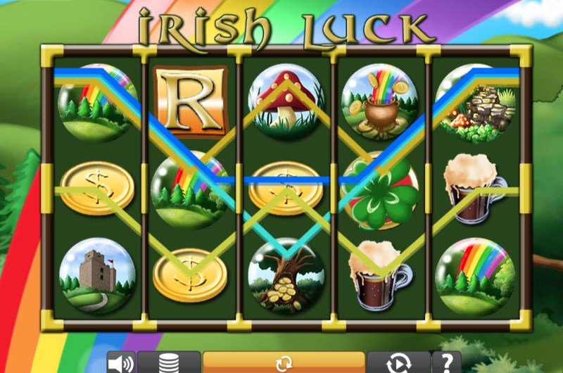 Irish Luck Slots