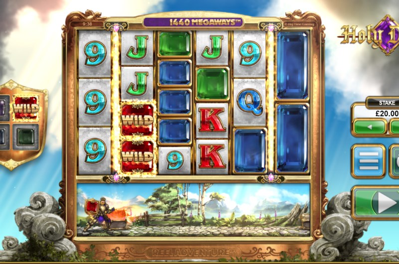Holy Diver Slots Free Spins