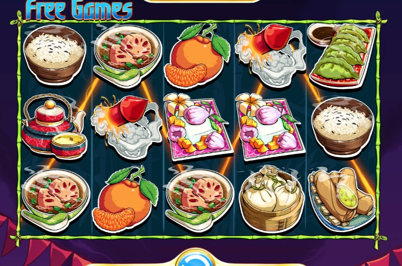 Pig's Feast Slots Free Spins