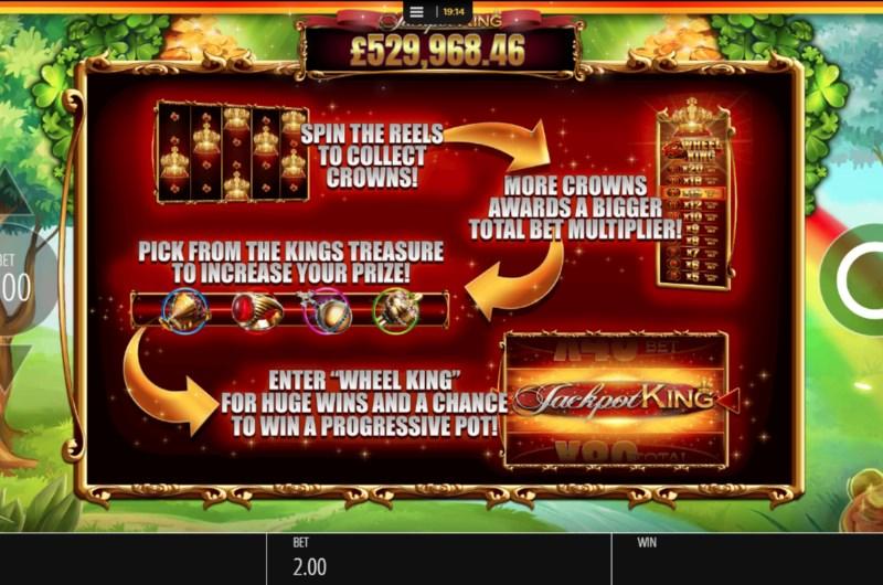 Slots O'Gold Jackpot