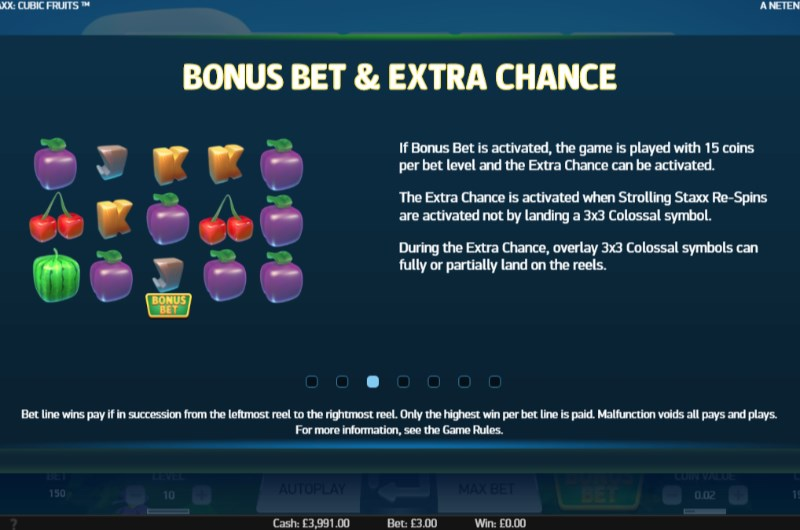 Strolling Staxx Slots Free Spins