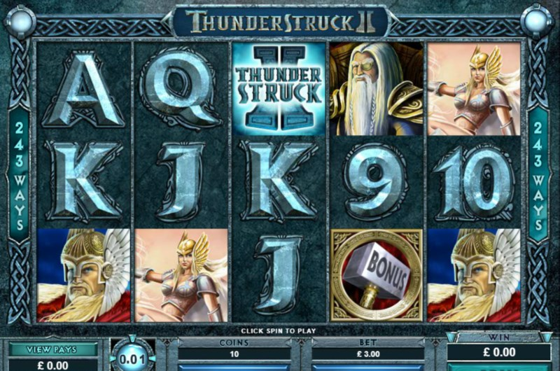 Spielfreie echten Casino Slots online