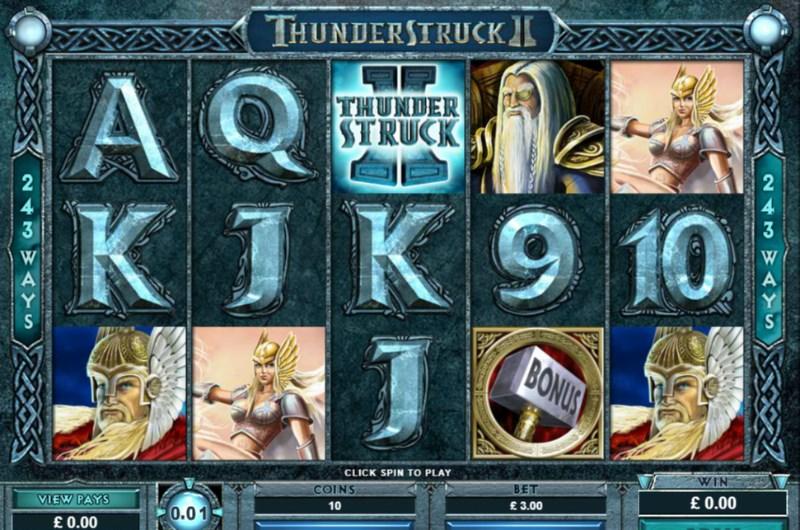 Thunderstruck 2 Slots