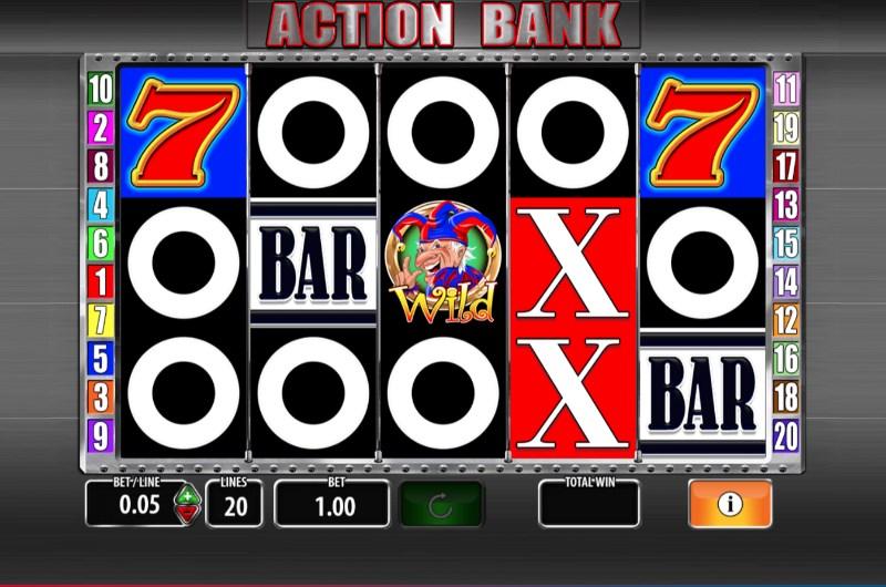 Action Bank Slots