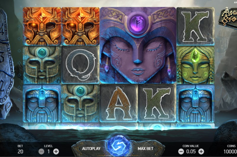 Asgardian Stone Slots Game