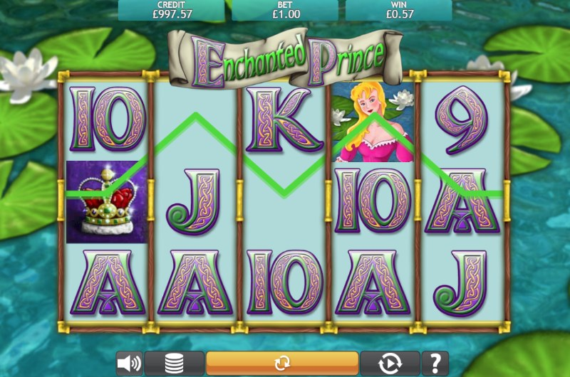 Enchanted Prince Slots Game