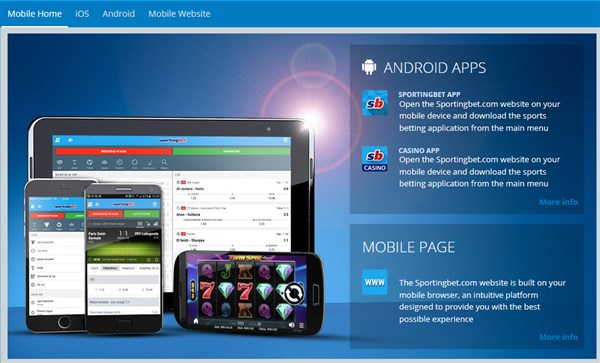 Sportingbet UK Mobile App
