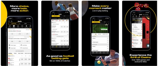 Bwin mobile betting games bet on 2020 super bowl