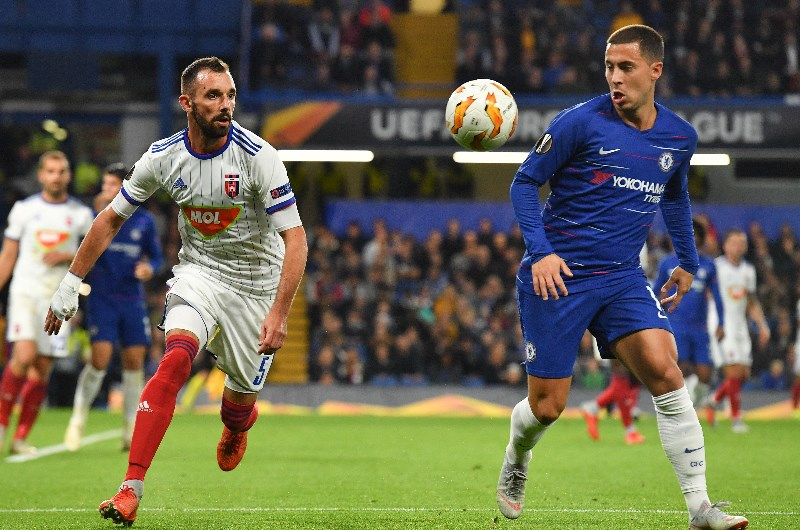 cd25d760e Eden Hazard is likely to be the key man for Chelsea (Getty Images)