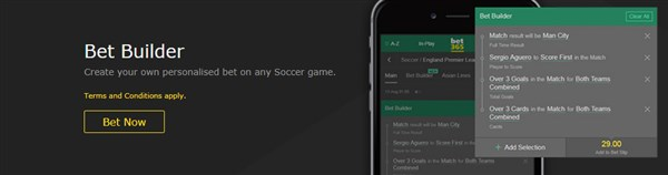 Bet365 Aus Bet Builder