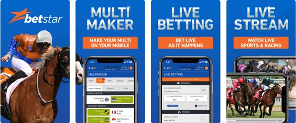 Betstars Mobile App