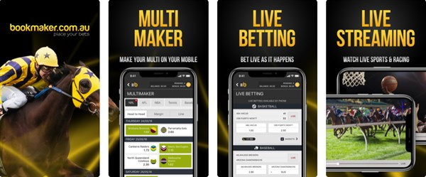 Bookmaker Mobile App
