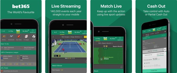 bet365 aus mobile app