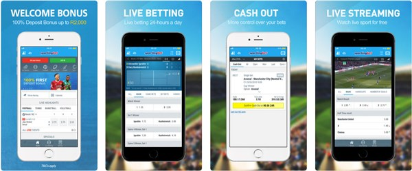 Sportingbet Mobile App