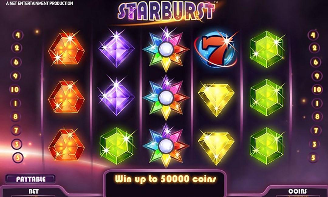 Starburst Slots Free Spins No Deposit Bonus Review