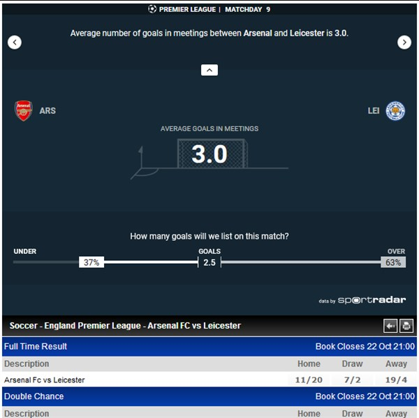 World Sports Betting bookmaker review, betting guide & sign