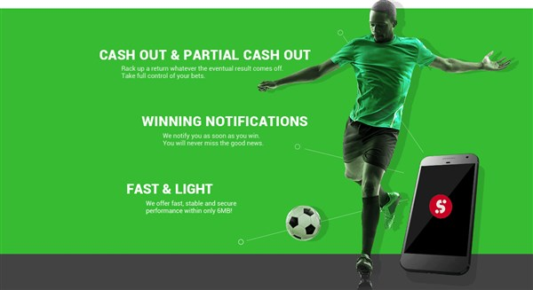 Sportybet Mobile App