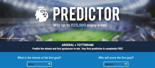 Sportingbet Predictor