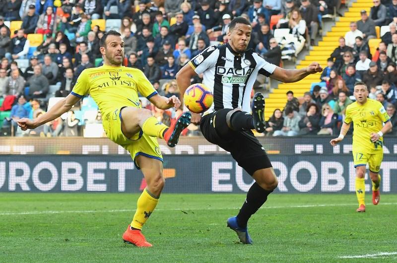 Udinese defence